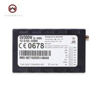 Автомобиль GPS WCDMA трекер устройства слежения GSM локатор queclink gv300w umts hsdpa U Blox 8 В 32 В DC geo загородка Поддержка Garmin протокол
