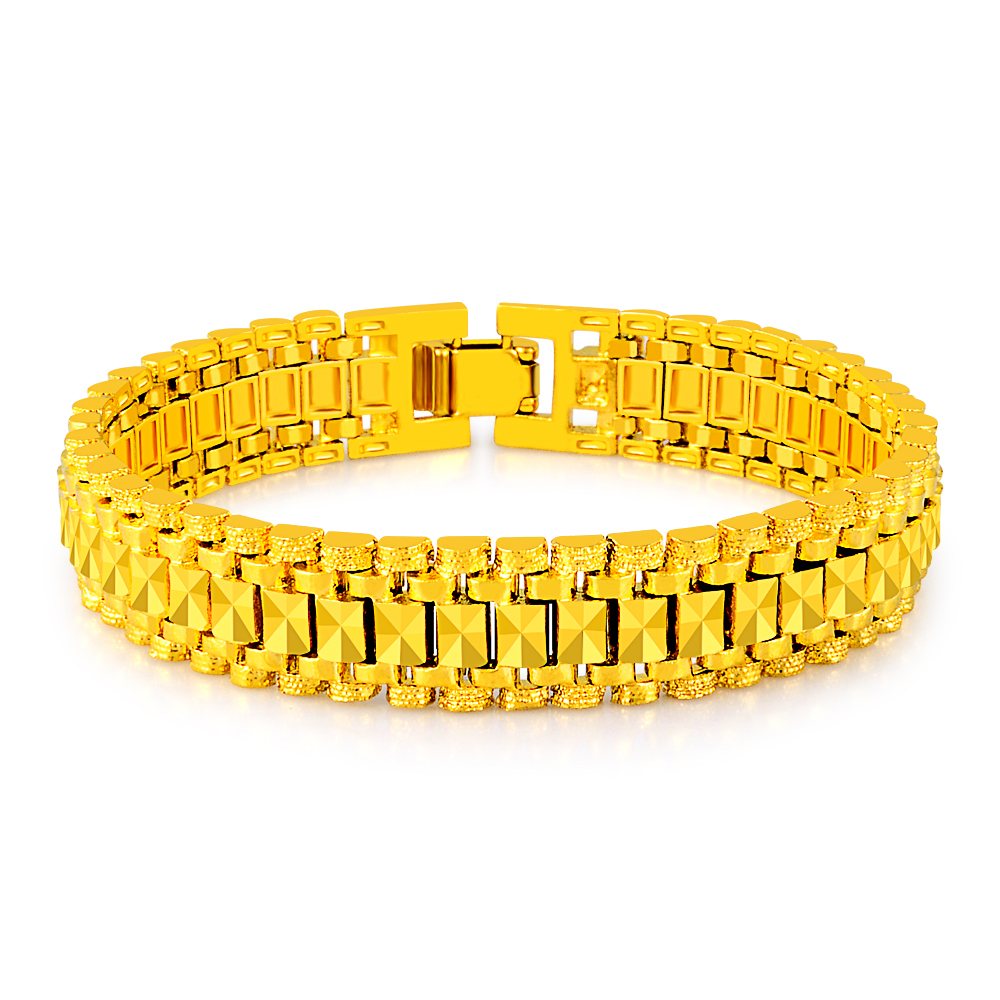 product couture info catalog glasswear art gold bracelet