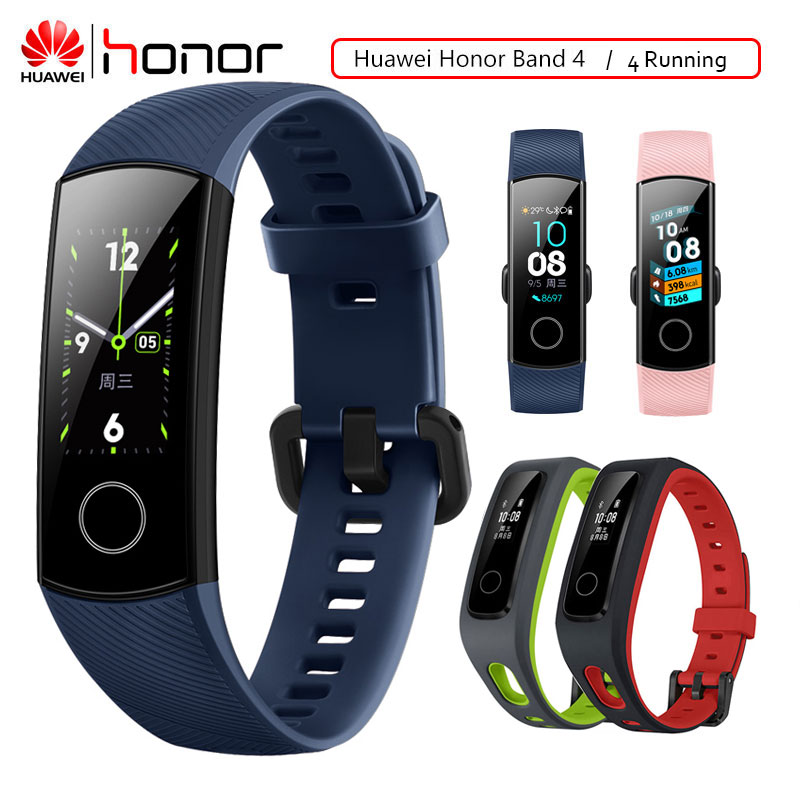 HUAWEI HONOR Band 4 Wristband Fitness Bracelet Sports Real-time Activity Tracker