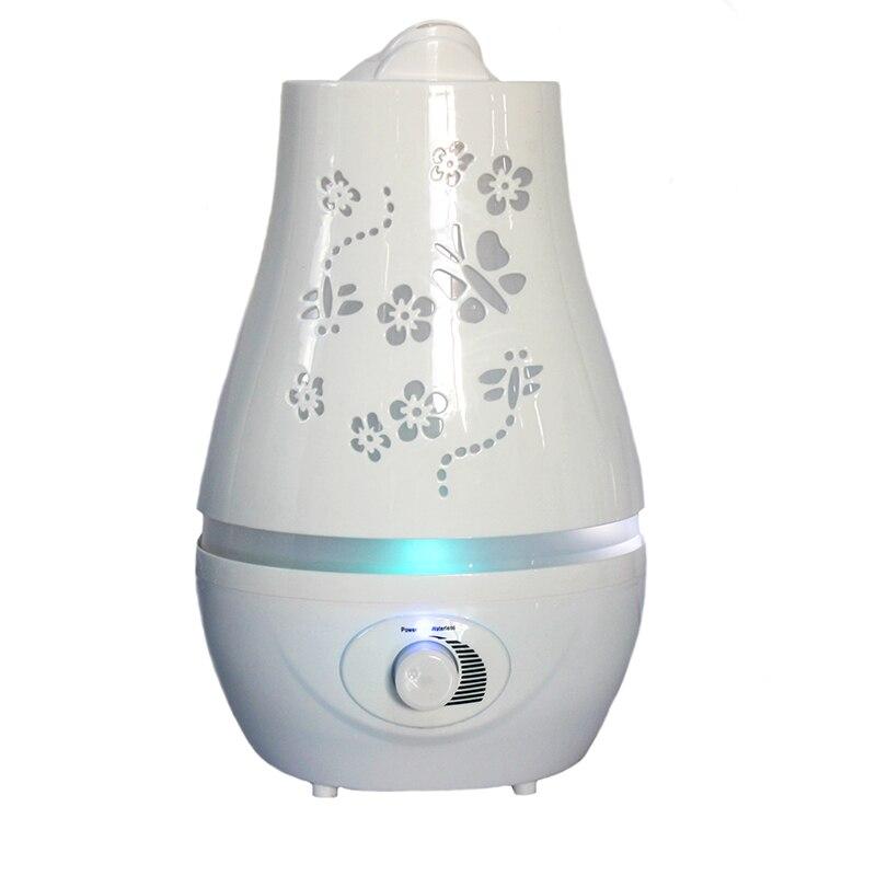 2017 neue luftreiniger luftbefeuchter aroma zerstäubung ultraschallzerstäubung Hong negative ionen diffusor led-leuchten