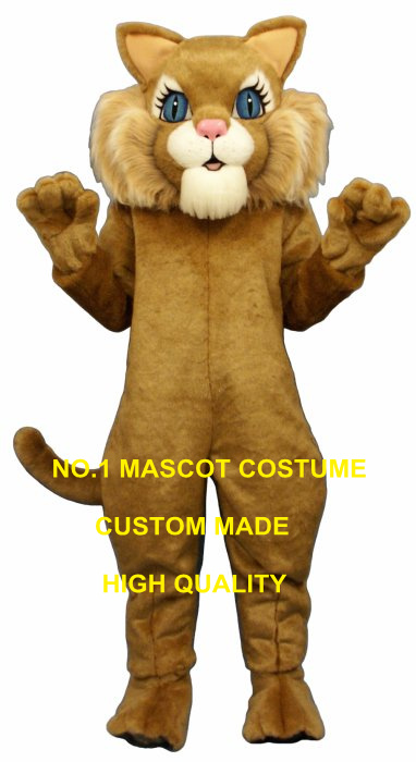 Beautiful Domestic Cat Mascot Costume Adult Catoon Character Cat Theme Carnival Anime Cosply Costumes Fancy Dress Suit Kits 1933