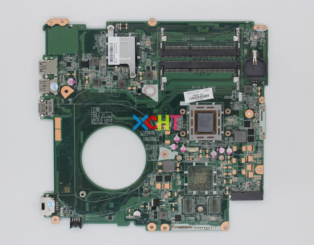 for HP NoteBook 17 17Z 17-P 17Z-P000 Series 809985-601 DAY21AMB6D0 UMA A10-7300 A76M Laptop Motherboard Tested & working perfectfor HP NoteBook 17 17Z 17-P 17Z-P000 Series 809985-601 DAY21AMB6D0 UMA A10-7300 A76M Laptop Motherboard Tested & working perfect