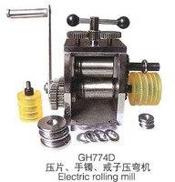 Прокатная мельница для кольцевого браслета Изготовление ювелирных изделий toos