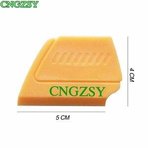 Image 5 - Professional no Scratch Squeegee ผ้าอะไหล่ Felt ความปลอดภัยตัดมีด Sharp Pointed End Scraper รถไวนิลชุดเครื่องมือ k23