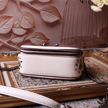 100% Genuine Leather Women Shoulder Bag Famous Brand Bag Ladies Handbag Fashion Letter Messenger Bag Sac a Main