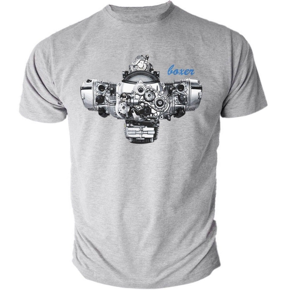 New T Shirts Unisex Funny Tops Tee Boxer Engine R1200GS 1200 RT <font><b>GS</b></font> R Adventure R1200RT heather <font><b>tshirt</b></font> funny tees image