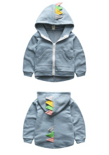 baby boys jacket casual hooded outerwear girls coat  kids clothing children jackets for boys fashion cardigan for 2-7T