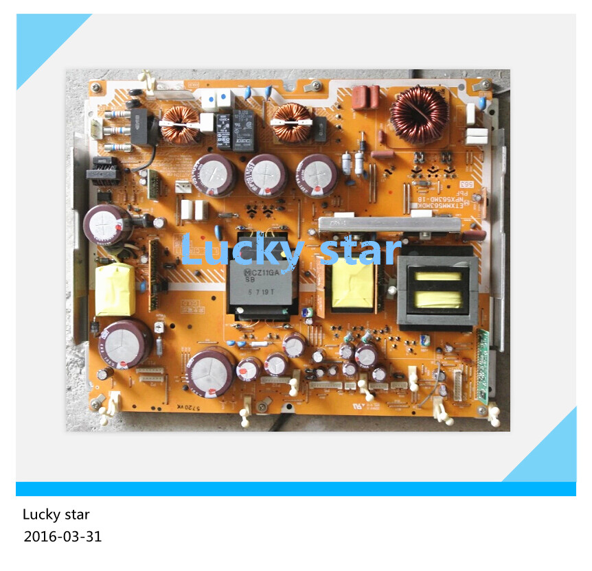 все цены на 98% new good working Original TH-42PV500c power supply board ETXMM563MDK NPX563MD-1C онлайн