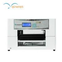 Di alta qualità formato A3 eco-solvente macchina da stampa con 6 colori per la cassa del telefono
