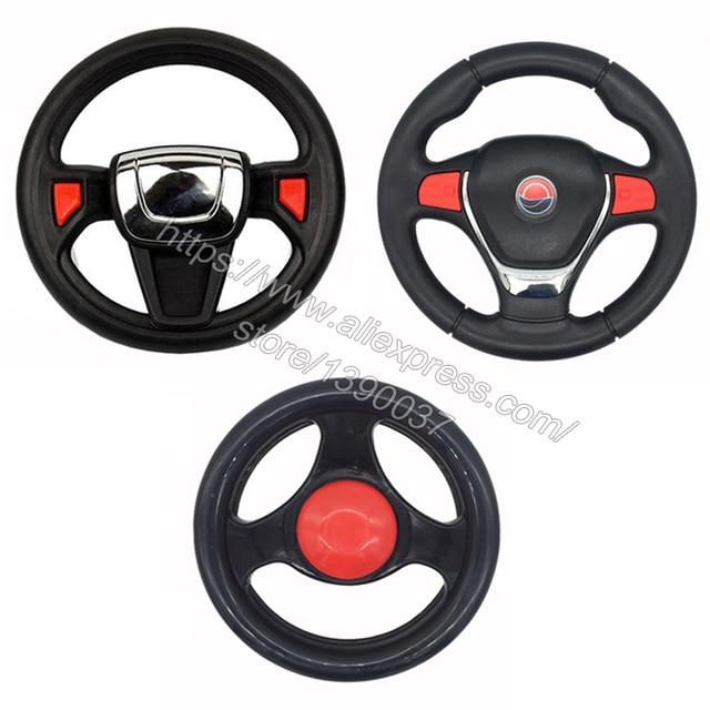 Children electric car steering wheel HC 8188 kids electric vehicle steering wheel, Karting steering wheel