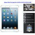 "Для Apple , Ipad5 Ipad air 5 A1474 A1475 A1476 A1491 безопасности 9.7 "" 0.3 мм закаленное защитное стекло пленка на планшет"