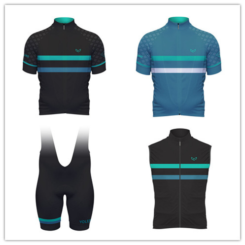 2015 volero newest cycling jersey short Sleeve bike mountain cycling  clothing or bib short with pad or long jersey for spring 38943a3e6