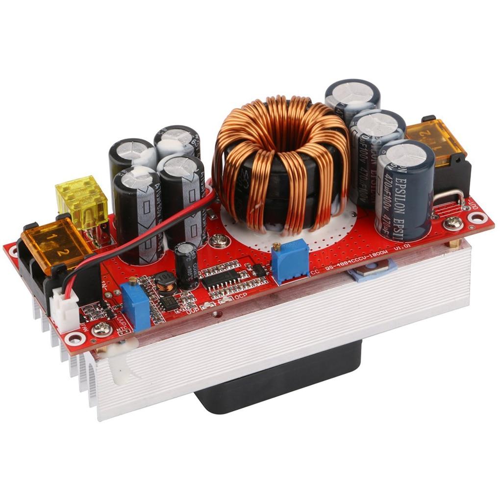 1500 W DC-DC convertisseur de poussée 10-60 V à 12-97 V 30A courant Constant Module d'alimentation LED conducteur tension Borad