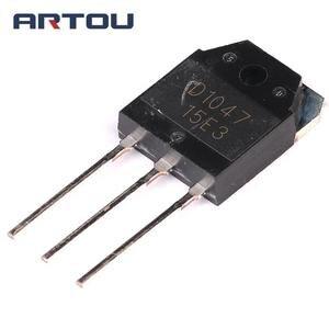 5 par 2SD1047 i 2SB817 (D1047 i B817) tranzystory mocy