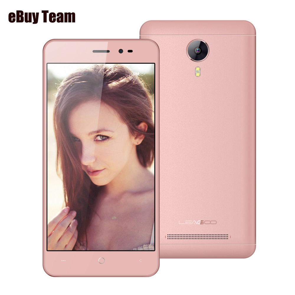 Original Leagoo Z5 3G WCDMA Smartphone MT6580M Android 6 0 Quad Core 5 0 480x854 IPS