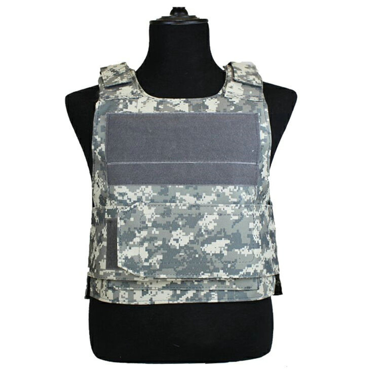 5 Colors Optional Multi-function Stab-resistant Outdoor Field Protective Vest Unisex Size Combat Protective Vest Free Shipping
