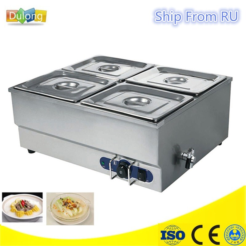 Electric Hot Soup Bain Marie Buffet Food Warmer Container For Catering Food Warming Tray For Restaurant спа soup hot springs