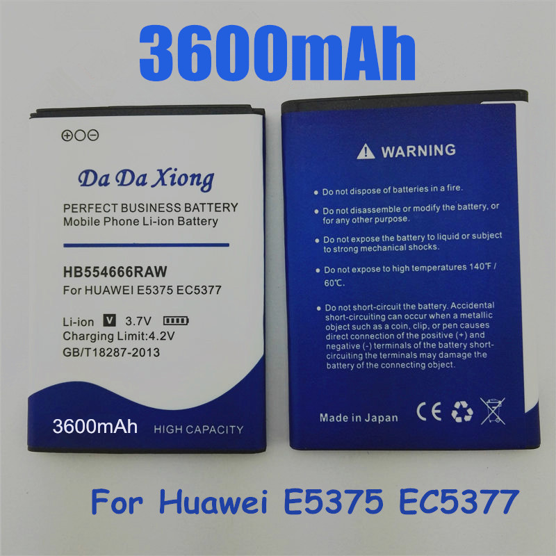 Reasonable Hb5f2h 1780mah Li-ion Battery For Huawei Mobile Router 4g Wifi E5372 E5375 E5373 Ec5377 E5330 E5336 Replacement Batterie Mobile Phone Parts
