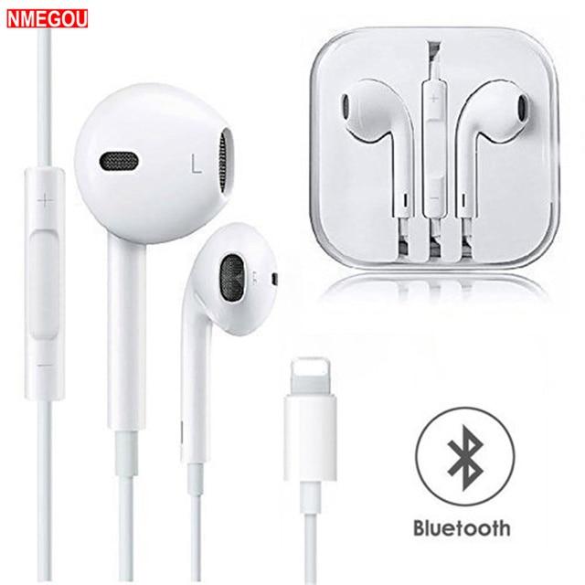 Aliexpresscom Buy For Apple Iphone 7 In Ear Stereo Headphones