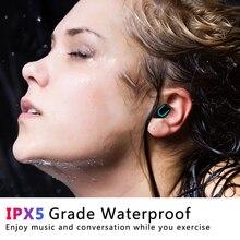 TWS Bluetooth 5.0 Earphones Wireless Blutooth Earphone Handsfree Sports Earbuds Gaming Headset Phone PK HBQ