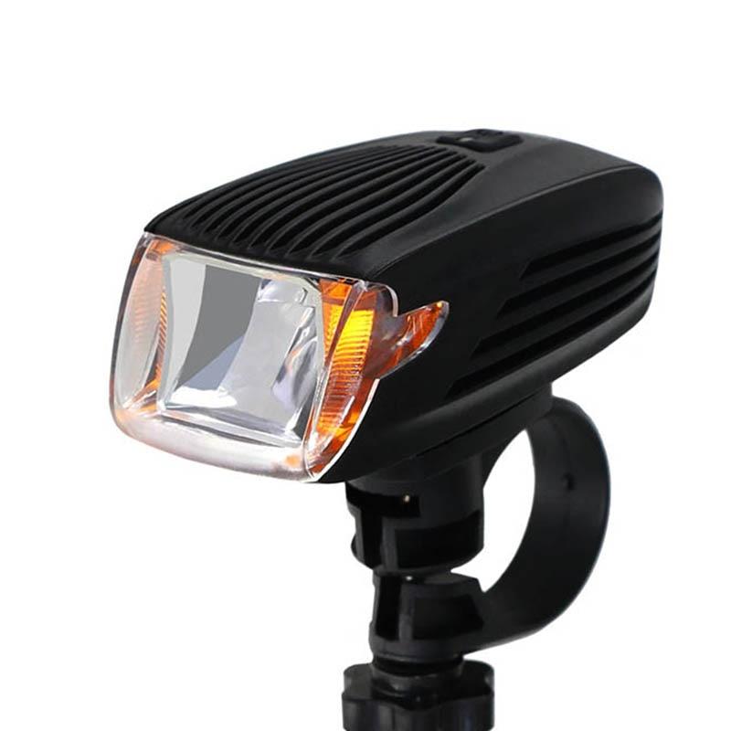Meilan X1 bicicleta linterna luz inteligente ciclismo bicicleta MTB luces impermeable USB carga lámpara Accesorios