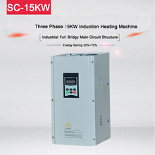 Plastic Injection Molding Machine Price Induction Welding Plastic 15KW Induction Heater