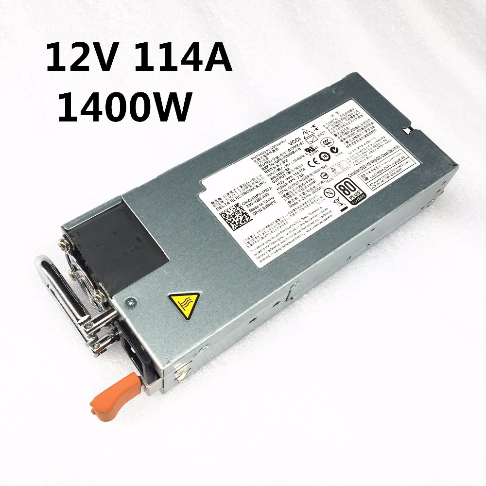 100 Strict test 12V high power supply D1200E S1 S2 DPS 1200MB 1 B 1 A