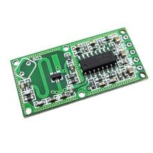Microwave-Radar-Sensor-Module Intelligent-Sensor Human-Body-Induction-Switch-Module 5pcs