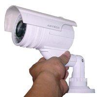 Imitation DÔME CCTV Caméra Faux et caméra factice pour effrayer contre thefting effrayer cctv chien Simulation Caméra