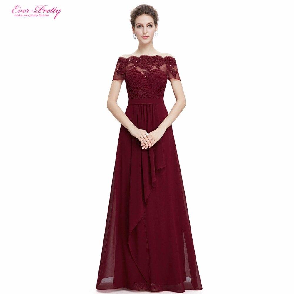Clearance Sale] Prom Dresses 2017 Elegant Burgundy Lace Wraps ...