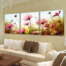XIN SHENG MEI 3 Piece Picture Canvas Art Wall Pictures For Living Room Oil Painting Abstract Prints Paintings 3P054