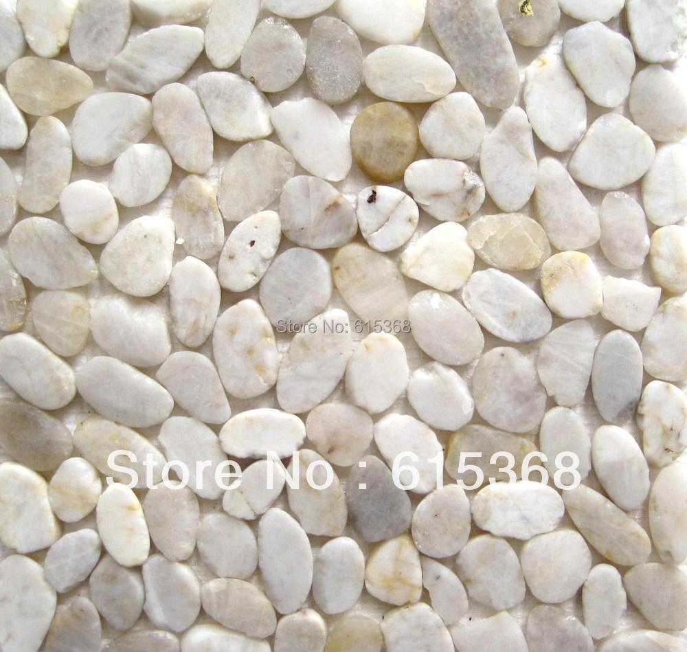 precio competitivo piedras planas blancas en de en