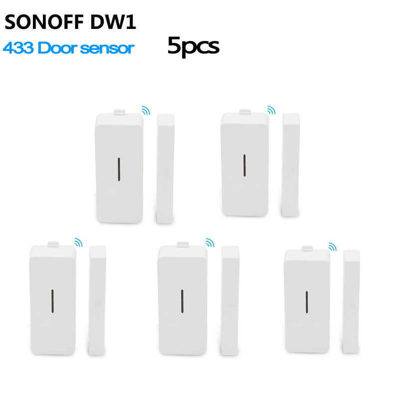 Sonoff DW1 Door Window Alarm Sensor Wireless Automation