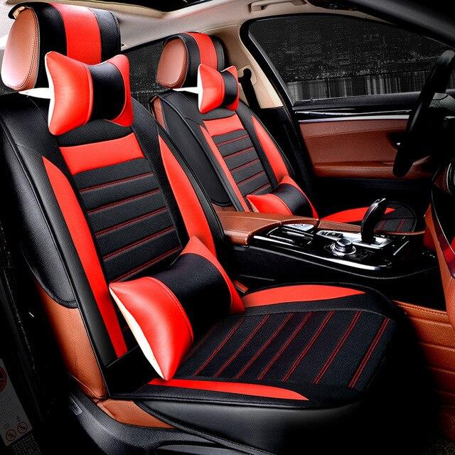 Профессиональный стайлинга автомобилей украшения Изысканный мода на сиденья Красивые и удобные сиденья