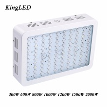 Best LED Grow Light 300W 600W 800W 1000W 1500W 2000W Full Spectrum for Indoor Aquario Hydroponic Plant LED Grow Light High Yield