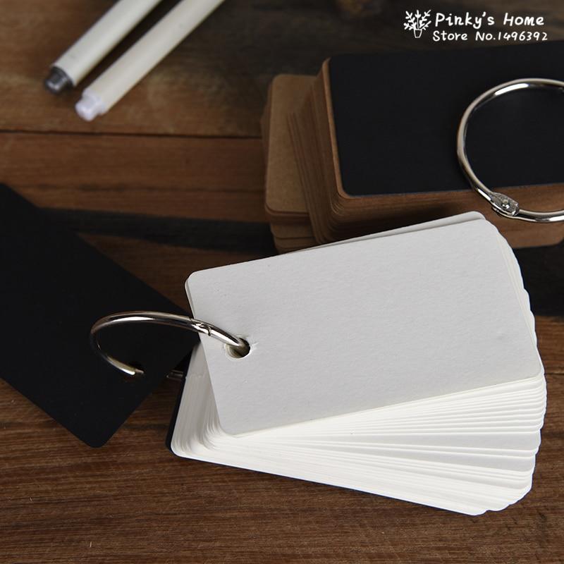क्रिएटिव हूप रेट्रो मेमो पैड्स लूज़ लेफ़्ट पोर्टेबल पॉकेट नोटबुक नोटबुक स्टिकर स्क्रैपबुक