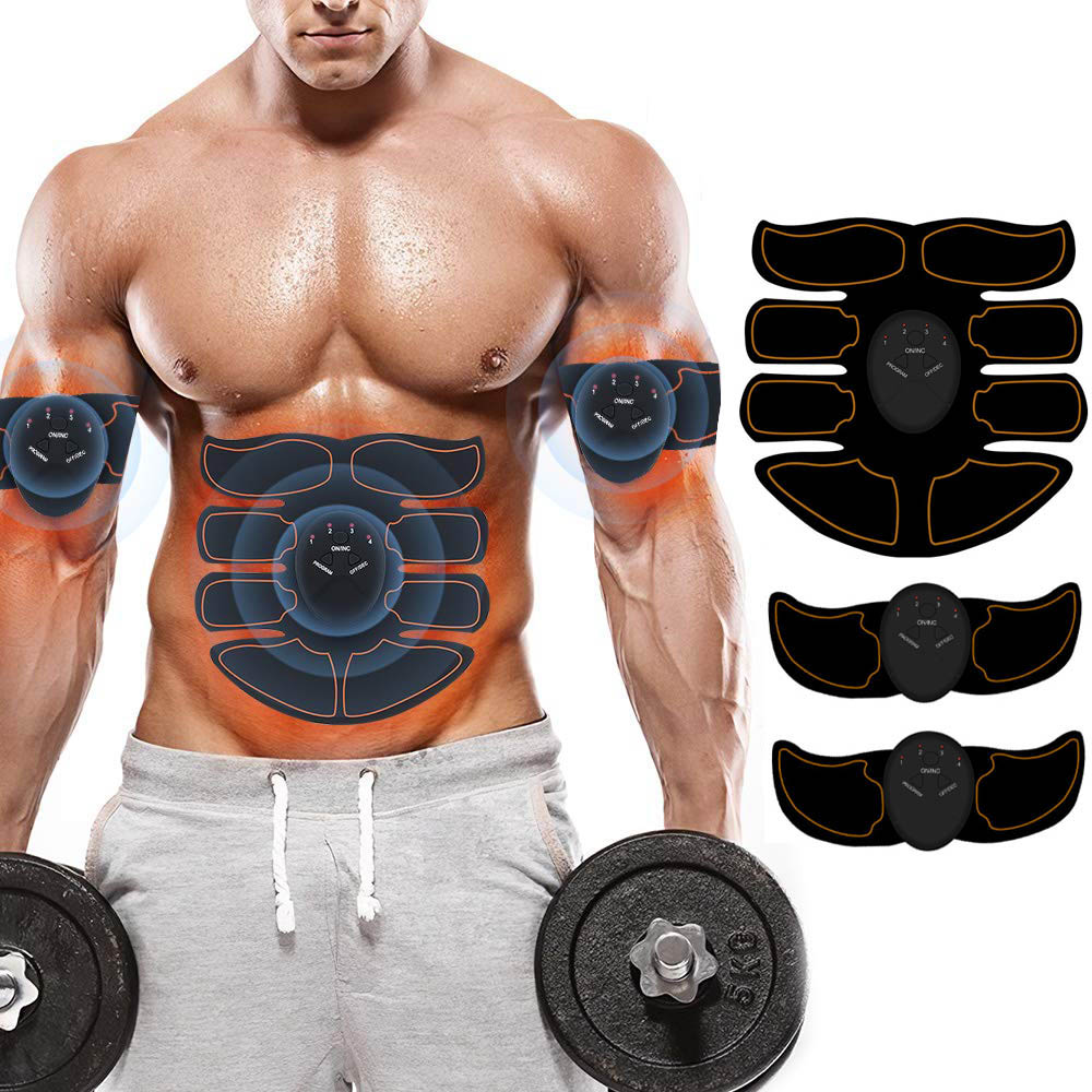 Smart Abdominal Muscle Stimulator Training Ems Abs Trainer Home Gym Trainer Fitness Gear Equipment Stimulator Muscle Exerciser Aliexpress Com Imall Com