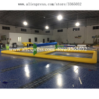 Guangzhou Qinda Inflatable Sea Lake Pool Water Sports Games Inflatable Beach Volleyball Field