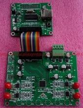 Free Shipping  AD9959 AD9958 module Signal generator software multi-channel DDS module V2 [ad9850] ann fuller dds signal module generator send 51 and 9850 stm32 procedures