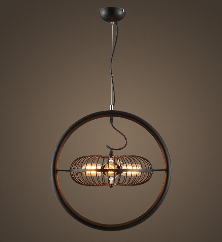 Νέα αμερικανική βιομηχανική Vintage LED - Εσωτερικός φωτισμός - Φωτογραφία 6