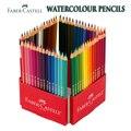 72 Faber Castell акварельные карандаши для попугая набор карандашей превращается в нетоксичный Smoonth богатые цвета с кистью для краски бесплатно