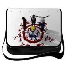 Naruto Messenger Bag Canvas school shoulder bag Handbags (24 styles)