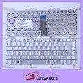 Teclado новое клавиатура ноутбука для HP Pavilion DV5 DV5 серебряный KEYBOADS MP-05583SU6920