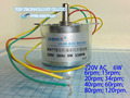50 60KTYZ 220 В AC 6 Вт 33 ОБ./МИН. Синхронный Коробка Передач Двигателя На Складе