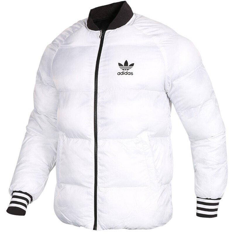 US $182.86 18% OFF|Original New Arrival Adidas Originals SST JACKET Men's Reversible Down coat Hiking Down Sportswear in Camping & Hiking Down from