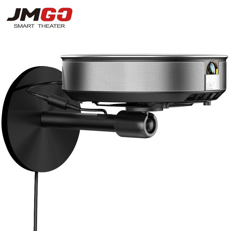 JmGO Projecteur Support De Montage Au Plafond Support Mural pour JMGO V9 V8 J6S E8 P2 G3 Pro J6 G7 et autres LED DLP Projecteur projecteur