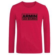 Armin Van Buuren DJ Fans Rock T Shirt Men Fitness Boy's Tshirt Bring me The horizon Band T-shirts Unisex Streetwear Cotton Tops