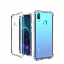 for Huawei Honor 10 TPU Full Protective Super Antiknock Armor Case Soft Huawei P30 Pro P20 P10 Lite Mate 20 8 Cover Phone Cases(China)