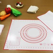 Holder Baking-Mats Silicone Bakeware-Accessories Utensils Pastry Pizza-Dough Non-Stick-Maker