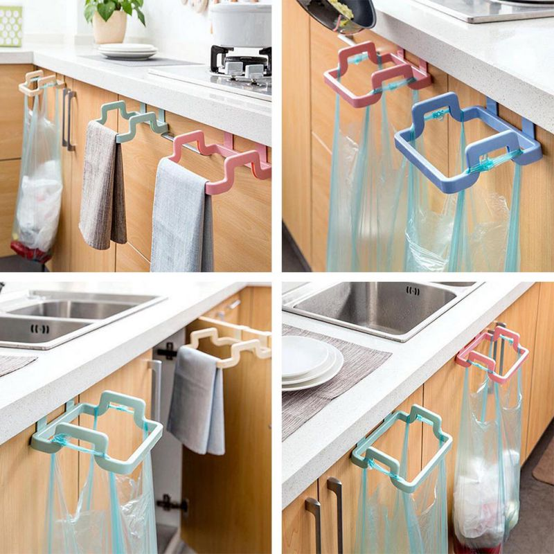 Environmentally Friendly Kitchen Cabinets: Hot Eco Friendly Kitchen Door Back Portable Garbage Bag